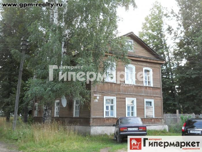 87f5c8c6542f6 Недвижимость, Новгородская область, Боровичский район, Боровичи, Тинская  улица, дом 141,