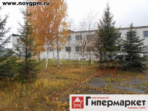 Недвижимость, Новгородская область, Новгородский район, Панковка, Индустриальная улица, дом 21, фото