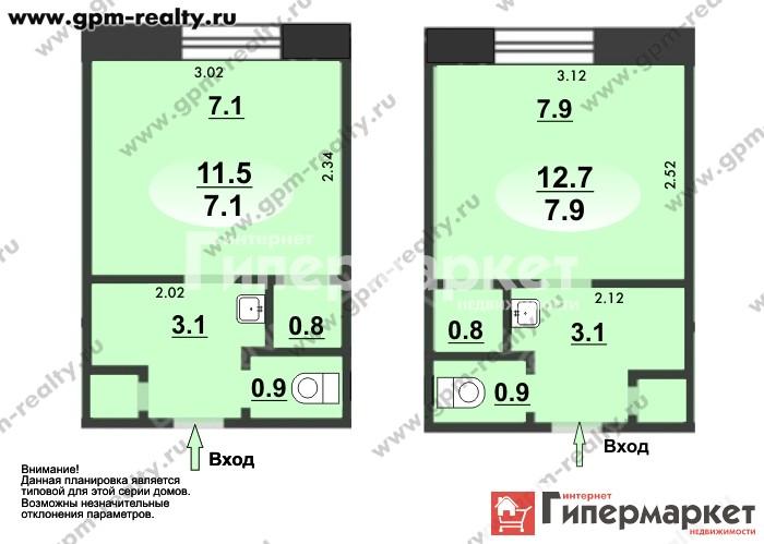 Недвижимость, Новгородская область, Новгородский район, Великий Новгород, Зелинского улица, дом 26, планировки квартиры