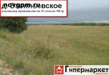Купить участок 15 соток в Васильевском
