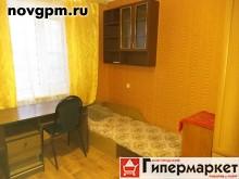 Саши Устинова улица, 3: комнату в общежитии, 11.4 м, 6/9 кирпичный, в 4-комнатной секции, 4'500 руб./в месяц, сдам