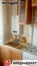 Корсунова проспект, 7: 1-комнатную квартиру, 31/18/6 м, 3/5 кирпичный, 10'000 руб./в месяц+счетчики, торг, сдам, комиссия 50%