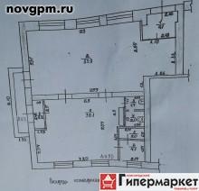 Старая Русса, Тахирова улица: нежилое помещение 111 м, 20'000 руб./в месяц, сдам, комиссия 50%