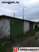 Новгородский район, Григорово д., Тепличная улица, 1 гаражный комплекс: гараж, 5х7.5 м, кирпичный, стеллажи, электричество 220в, в собственности, собственник, 250'000 руб., продам