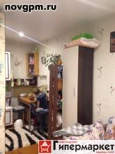 Антоново, Большая Московская улица, 49 к.2: комнату в общежитии, 18/18 м, 2/5 кирпичный, в 4-комнатной секции, 530'000 руб., продам