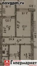 Сольцы, Псковская улица, 33: 2-комнатную квартиру, 66/37.6/7.5 м, 2/2 кирпичный, брежневка, 1983 г.п., комнаты изолированные, отличное состояние, сделан ремонт, туалет в доме, окна стеклопакеты, окна на разные стороны, чистый подъезд, 400'000 руб., торг, продам