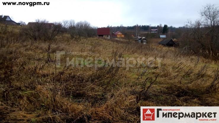 Валдайский район, Савкино, 6: участок 30 соток, земли населенных пунктов, для ведения ЛПХ, в собственности, хороший подъезд, 1'500'000 руб., продам