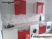 Коровникова улица, 4 к.1: 1-комнатную квартиру, 34/32/6 м, 5/9 панельный, стиральная машина, холодильник, 900 руб./в сутки, сдам