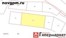 Новгородский район, Плашкино, 223: участок 11.00 соток, Продается земельный участок (ЛПХ) 10,5 соток. Рядом электричество, есть подъезд. Недалеко лес и река, 140'000 руб., продам, Агентство Недвижимости Центр