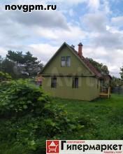 Шимский район, Голино, Набережная улица: дом, брусовый, 70 м, участок 8 соток, 1'990'000 руб., продам