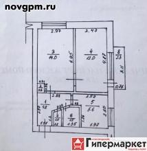 Купить 2-комнатную квартиру в Медведе