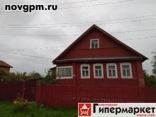Новгородский район, Пролетарий, Парковая улица: дом, 9x7 м, деревянный, 60 м, участок 15 соток, 1'250'000 руб., продам