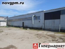 Новгородский район, Панковка, Индустриальная улица, 21: производственная площадь 465 м, 50'000 руб./в месяц, сдам